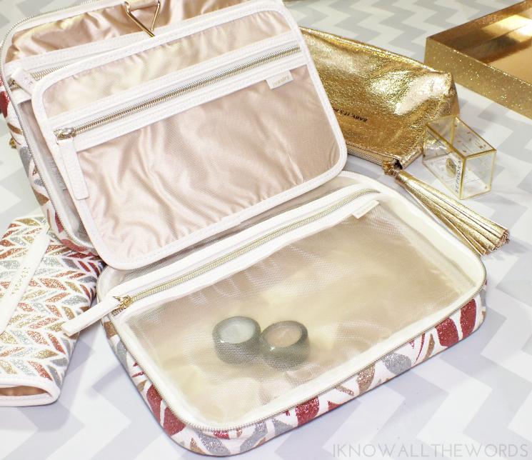 sephora collection sparkle & shine weekender (2)