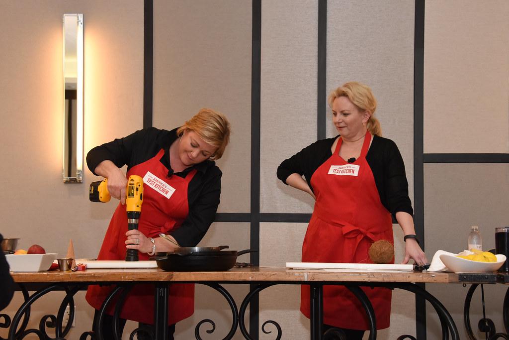 America Test Kitchen  Events
