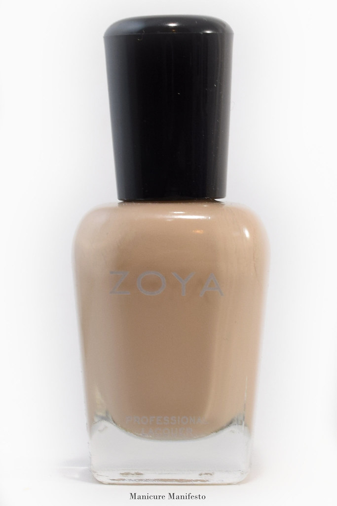 Zoya Naturel 3 swatch