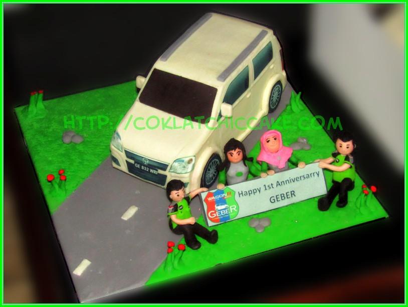 Cake Suzuki Kaimun Wagon R