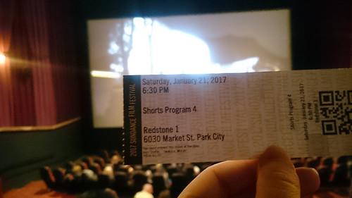 ShortsProgram4 ticket