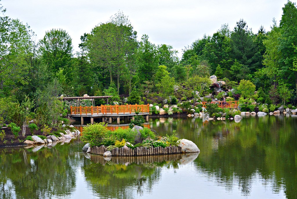 Frederik Meijer Gardens Japanese Garden | Lola Audu | Flickr
