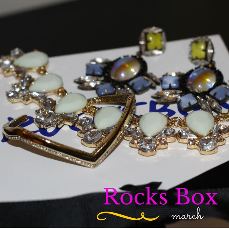 Rocks Box March 2015