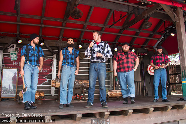 Canadian Lumberjacks