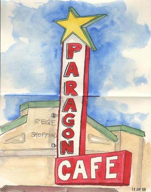 20150628 - Paragon Cafe