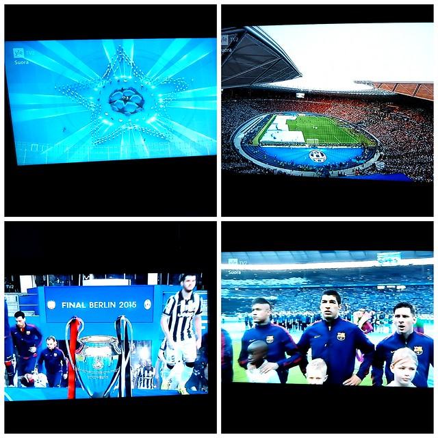 uefa final1, uefa, passion, intohimo, europe, eurooppa, stadion, olympiastadion, football, jalkapallo, juve, barca, seriea, laliga, torino, barcelona, eurooppaliiga, champions league, mestareiden liiga, berliini, finaali, final, berlin, uefa, 2015, match, final match, tv, suarez, messi, neymar, barca, fc barcelona, espanja, spain, juvnetus, italia,