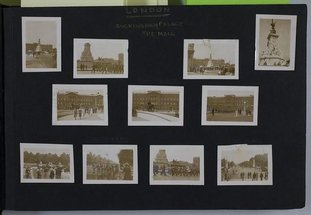 Mr R.W.M. Dias: Views of London and Devon 1939