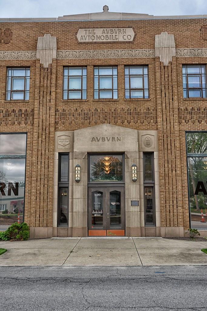 Auburn Cord Duesenberg Automobile Facility - Auburn IN