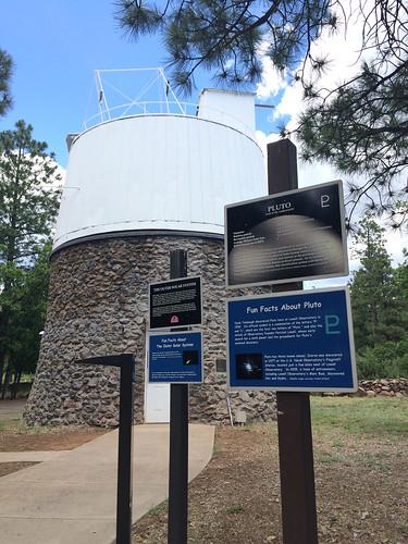 Lowell Observatory, Flagstaff Arizona