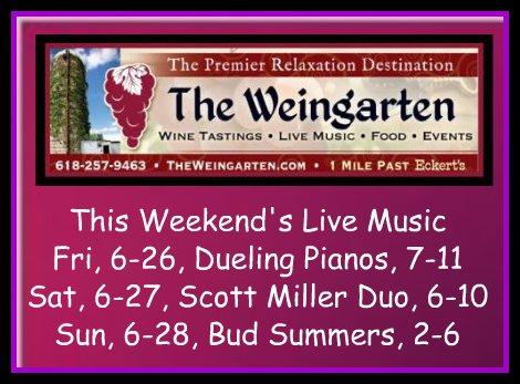 The Weingarten 6-26 thru 6-28-15