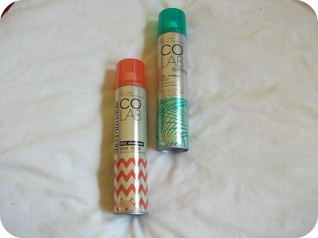COLAB Dry Shamnpoo