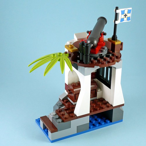LEGO Pirates 70410 Soldiers Outpost 07