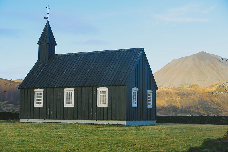 Black Church Iceland