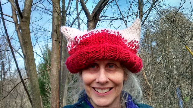 Me - Pussy Hat