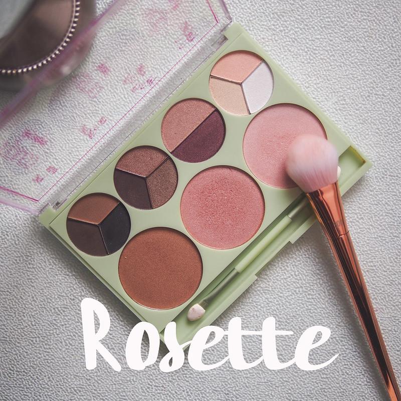 PIXI Rosy Radiance Rosette Palette