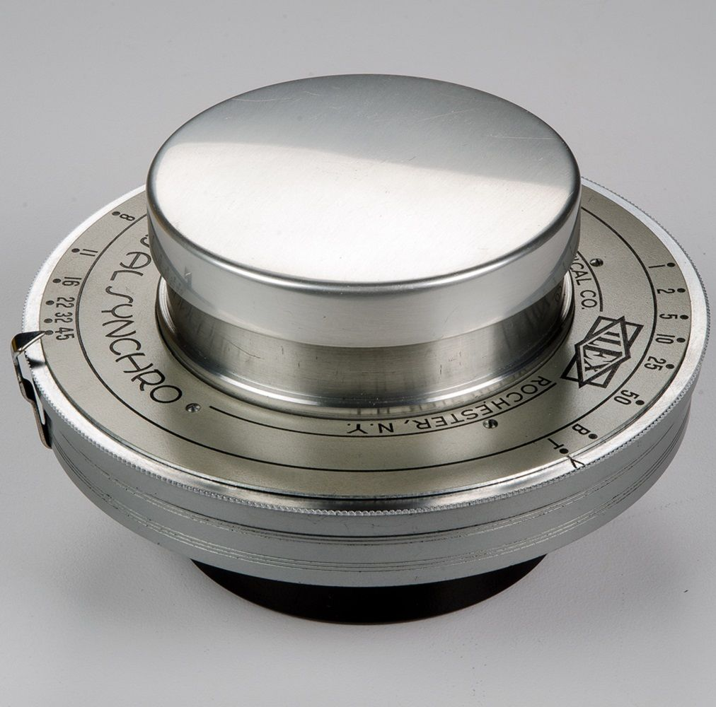 Kodak Commercial Ektar ILEX 14 inch Lens f6.3 Universal Synchro Shutter in Original Boxes 6