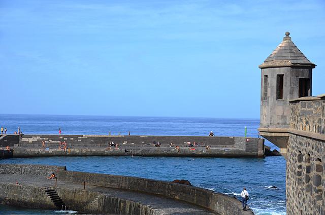 View from Cofradia de Pescadores, Tenerife