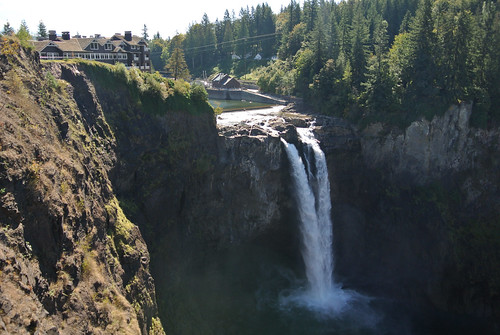 Tourus Interruptus day 1 - Snoqualmie Falls
