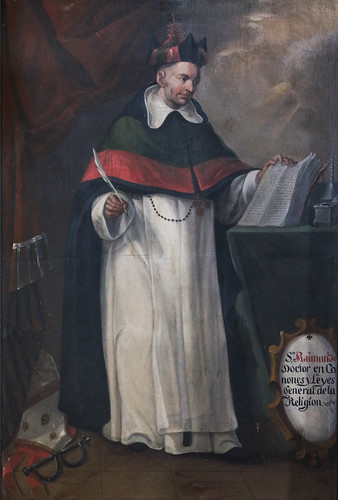 st raymond as canonist