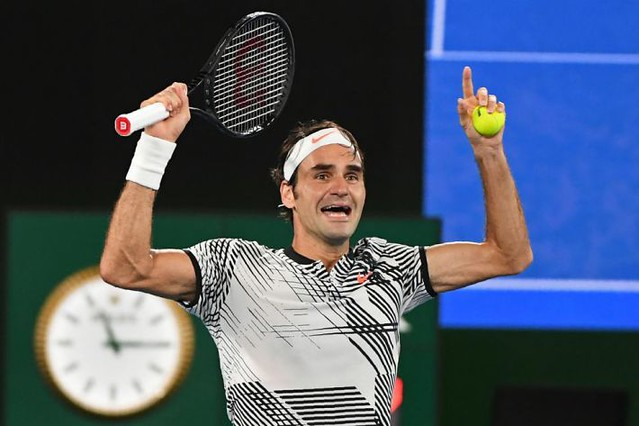 Roger Federer - 18
