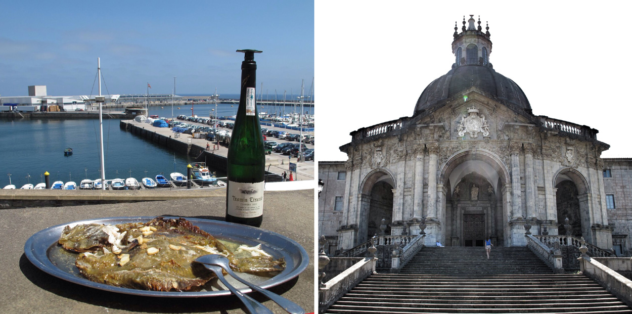 mayflower_getaria_rodaballo_basilica loiola_costa vasca_turismo y patrimonio.