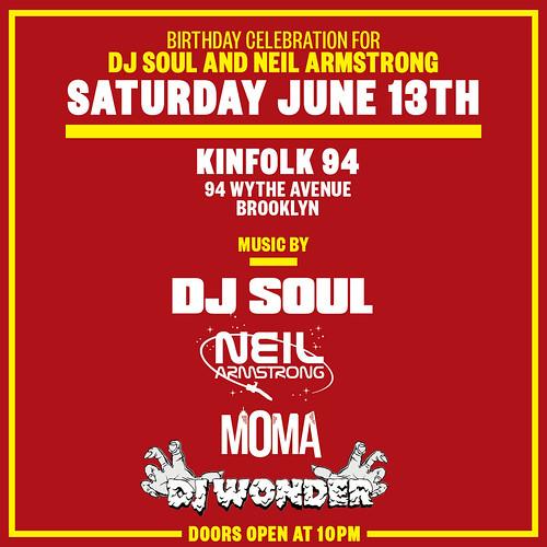 DJ Soul x DJ Neil Armstrong