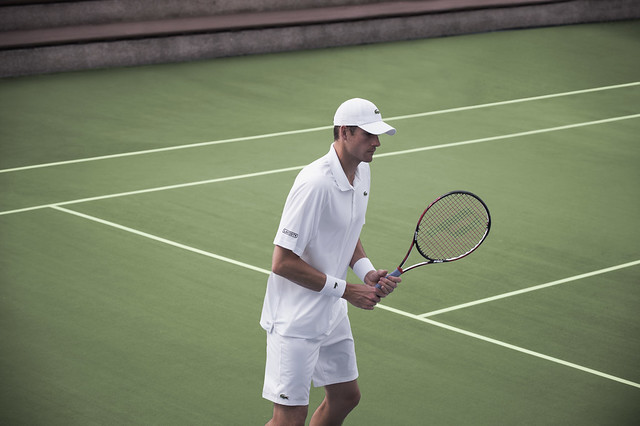 Lacoste Wimbledon 2015 outfits