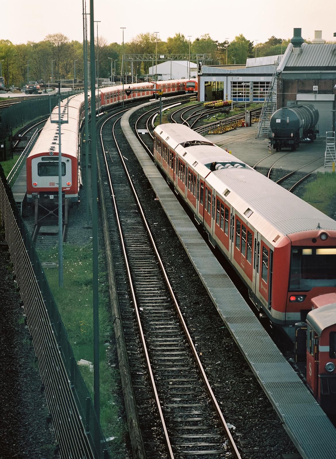Trainyard Ohlsdorf