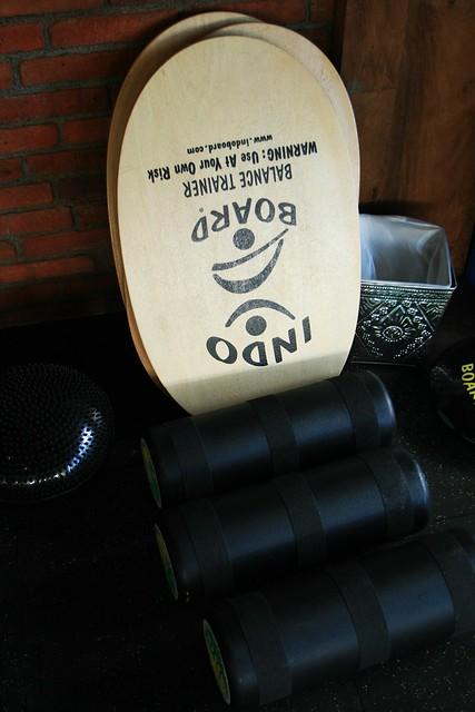 Indo Board Balance Trainer