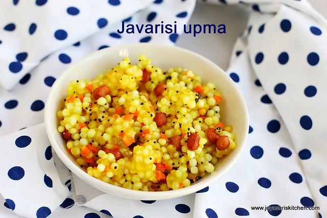 Javarisi-upma
