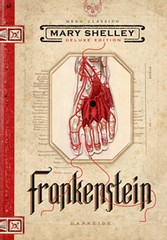 2-Frankenstein, ou o Prometeu Moderno - Mary Shelley