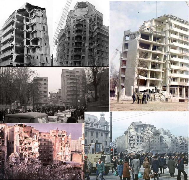 Cateva fotografii ilustrand efectele cutremurului din 4 Martie 1977. Pentru arhiva completa, dati click aici.