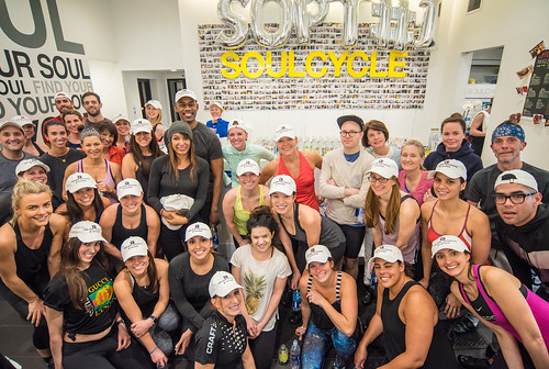 SoulCycle For A Cause - January 2017