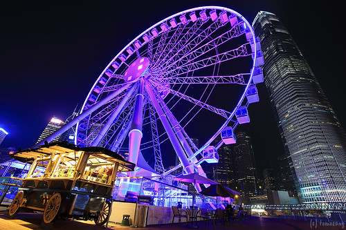 Hong Kong Observation Wheel