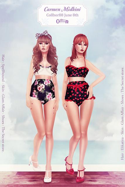 Carmen Midkini - Poster