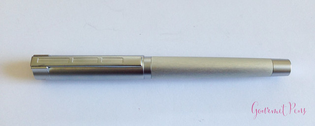 Review Staedtler Initium Metallum Fountain Pen @Penworld_be @STAEMars (3)