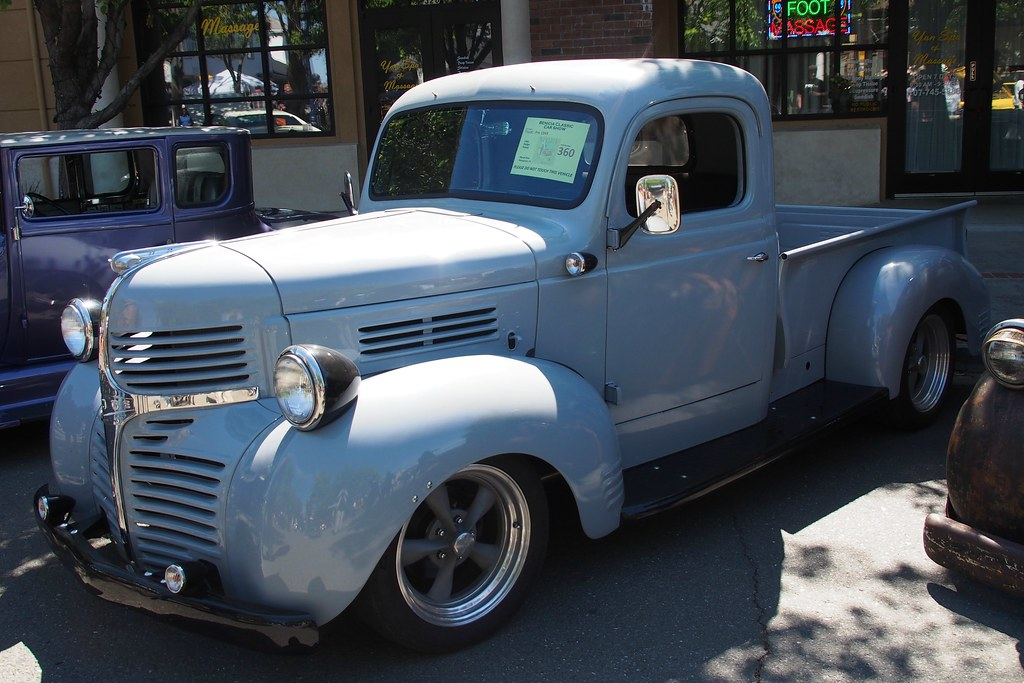 1941 Dodge Pickup (Custom) 'ZENOS 41' 1   Photographed at ...