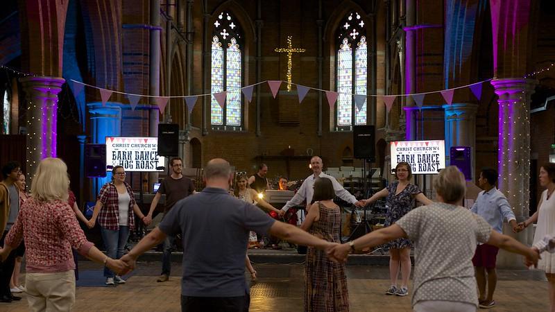 St Alban's Barn Dance 6
