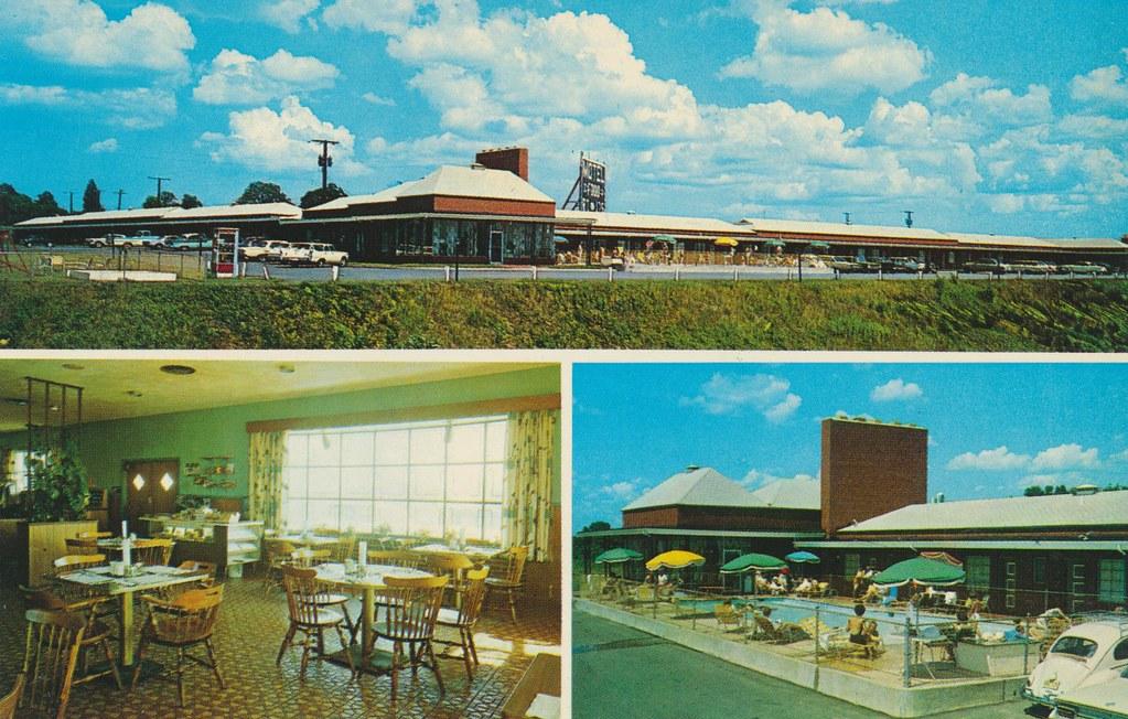 Parkway Manor Motel - Jessup, Georgia