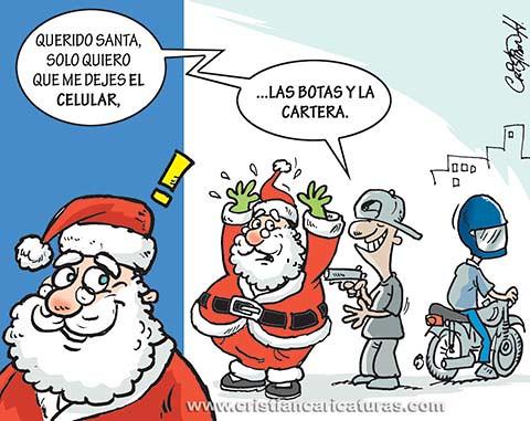Querido Santa b