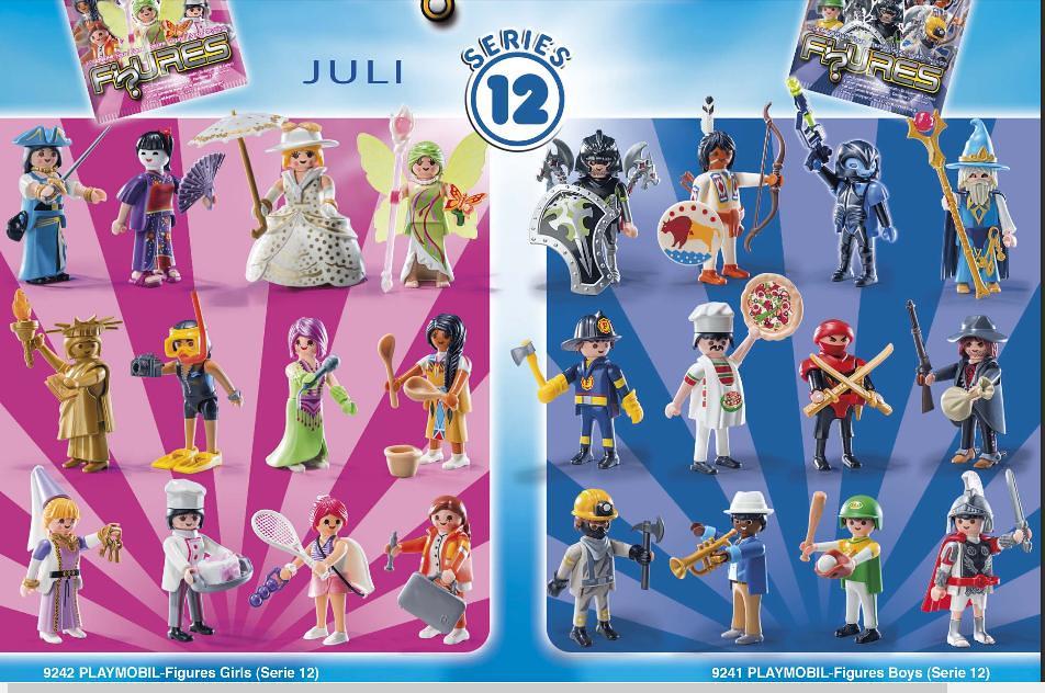 Playmobil Fi Ures Series 12 This Is Kinda A Weird Series