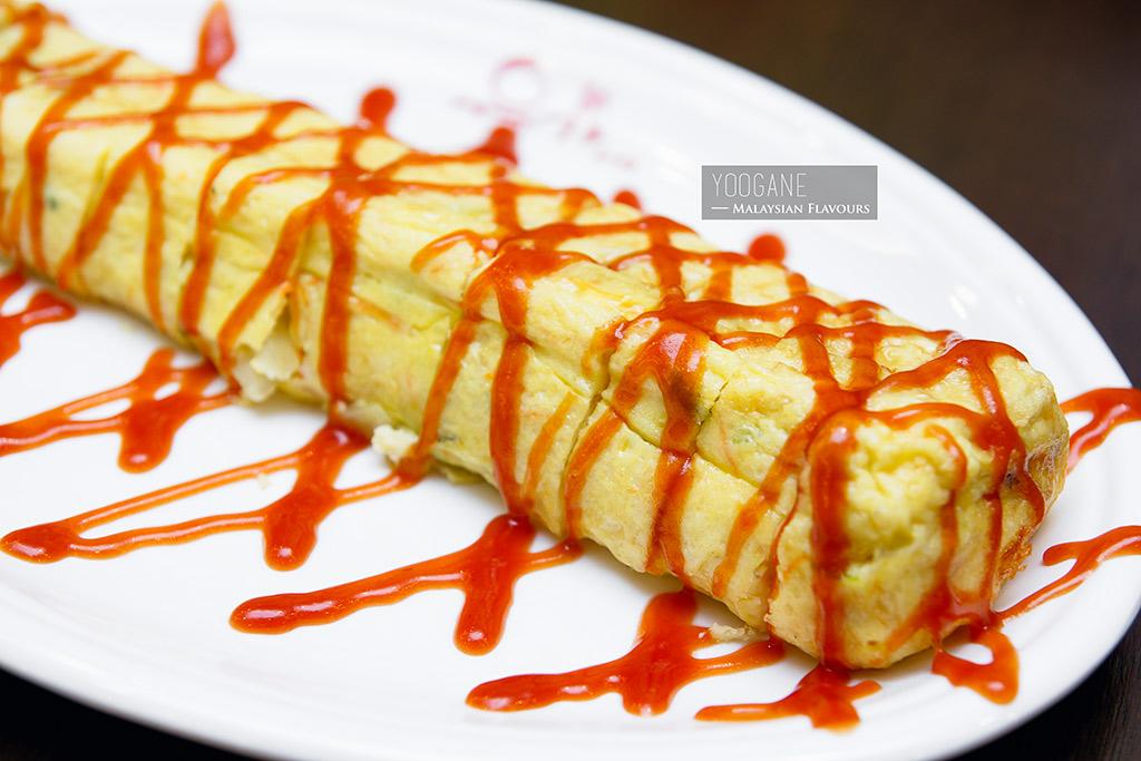 yoogane korean egg roll