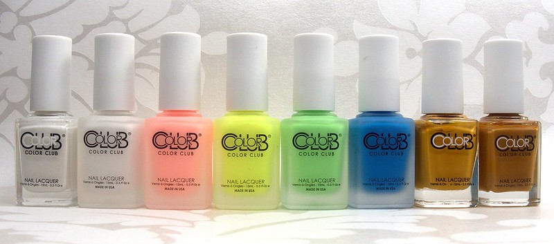 Color Club Matte Nail Polish
