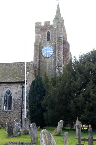St Mary the Virgin, Rolvenden, Kent