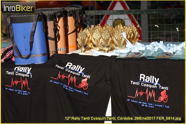 XII Rally Tanti Cosquin Tanti