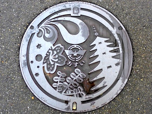 Ebina Kanagawa, manhole cover (神奈川県海老名市のマンホール)