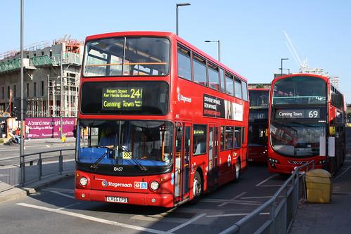 East London 18457 LX55EPD