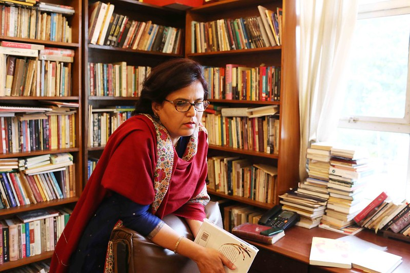 City Library - Rakhshanda Jalil's Urdu Books + Her Forthcoming Urdu Festival, Central Delhi
