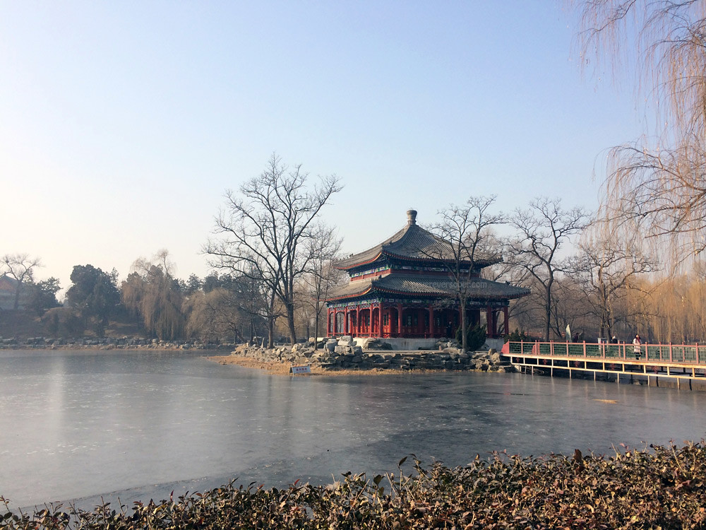 Old Summer Palace- Beijing