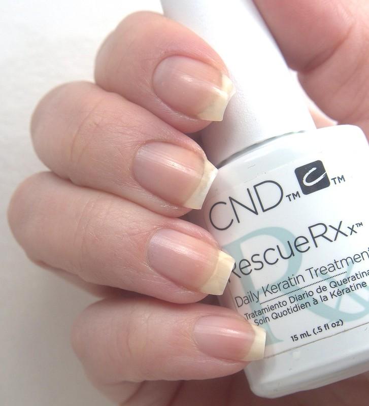 CND Rescue Rxx kokemuksia